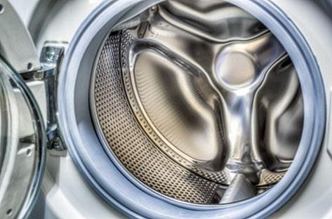 la lavadora suena al girar el tambor